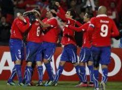 Чили минимально обыгрывает Перу