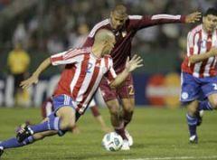 Звезда по имени Вега! Обзор матча Парагвай— Венесуэла