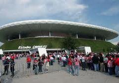 Самые уникальные стадионы мира: «OMNILIFE» в Гвадалахаре