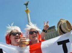 Как трудно быть журналистом на Евро 2012...