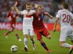 Группа А. Сборная Чехии обыгрывает хозяев турнира и проходит в плей-офф