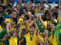 Кубок Конфедераций: Бразилии тут не было равных