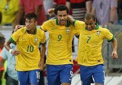 Бразилия громит Испанию в финале Кубка Конфедерации