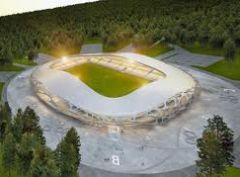 Новый стадион БАТЭ. Что уже сделано, а что ещё предстоит...