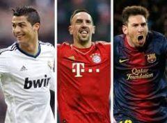 Золотой мяч 2013— кто будет обладателем?