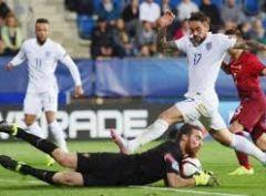 Англичане вырвали победу в игре с Швецией