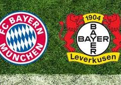 Бавария-Байер. Прогноз на матч 29.08.2015