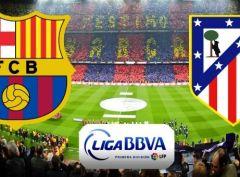 Барселона— Атлетико Мадрид. Прогноз на матч 30.01.2016