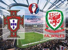 Португалия— Уэльс. Прогноз на матч 06.07.2016
