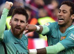 Барселона оформила выездную победу над Атлетико