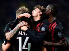 Милан минимально обыгрывает Дженоа