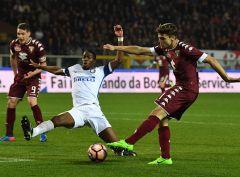 Торино и Интер разошлись результативным миром
