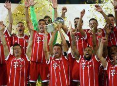 Бавария обыграла Боруссию в матче за Суперкубок Германии