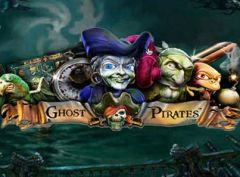 Игровой автомат в казино «Вулкан Удачи» Ghost Pirates— ощути себя пиратом!