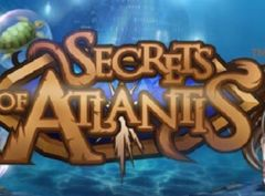 Secrets of Atlantis. Обзор игрового слота на Онлайн Казино Вулкан 777