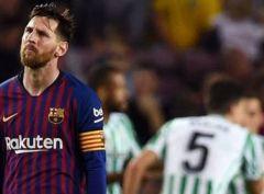 Бетис— Барселона: Прогноз на матч Ла Лиги— 17.03.2019