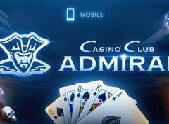 Казино Адмирал – море азарта и большой выбор игровых слотов!