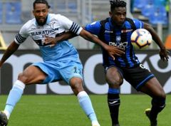 Лацио обыгрывает Аталанту в финале Кубка Италии