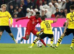 Боруссия Д— Бавария. Прогноз на центральный матч 28-го тура Бундеслиги