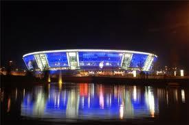 стадионы Евро 2012 фото