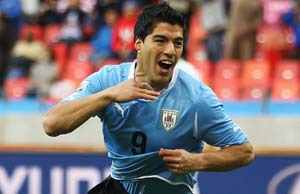 Аргентина Уругвай 1:1 фото