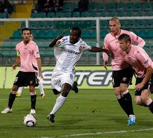 палермо вылетел с квалификации лиги европы
