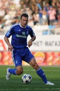 Шевченко в матче с Арсеналом был настоящим лидером
