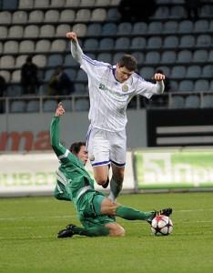 Динамо - Карпаты 1:0 5 тур