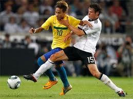 Германия - Бразилия фото