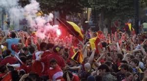 фанаты турецких футбольных клубов фото