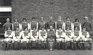 Арсенал с Кубком 1970 года