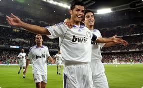 Криштиано Роналдо - один из символов футбола в Испании