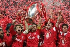Феерический финал Лиги Чемпионов 2005: Ливерпуль - Милан
