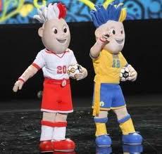 Талисманы Евро-2012