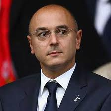 Даниель Леви - председатель правления клуба