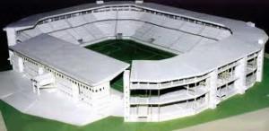 Проект стадиона в Сумах