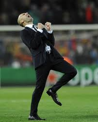 Самый счастливый тренер на земле