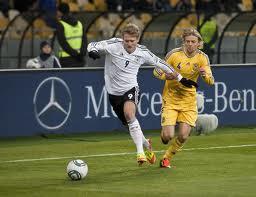 Украина-Германия - один из лучших матчей Украины