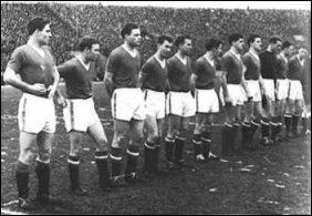 Юнайтед состава 58 года