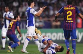 Барселона - Порту 2:0