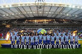 Португальский Порту и его болельщики