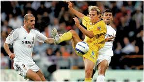 Диего Форлан тоже играл за Вильярреал