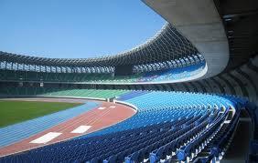 На стадионе в Тайване проходили Мировые игры 2009 года