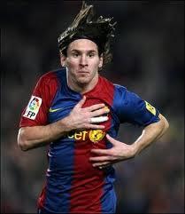 Месси - лучший игрок Европы
