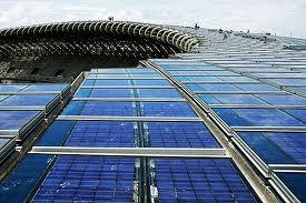 А это те самые солнечные батареи
