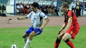 Азербайджан-Бельгия 1:1