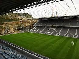 Стадион в Браге