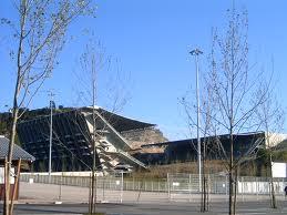 Стадион имеет оригинальный вид