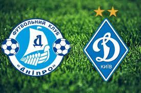 Днепр - Динамо 0:4