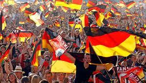 Немцы - самые состоятельные фанаты